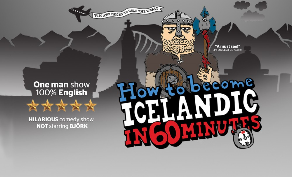 How to be come Icelandic