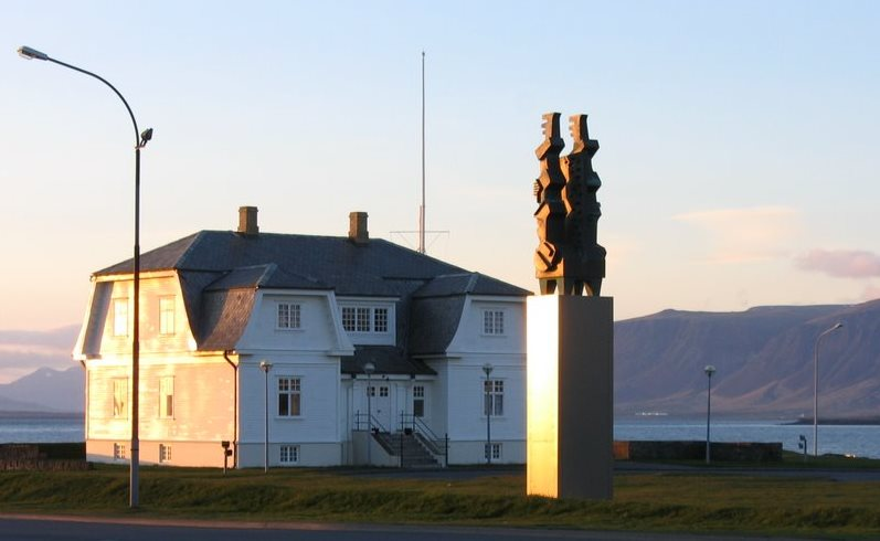 Pilares del Trono-Reykjavik